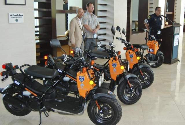 Police Ruckus In Guam Honda Ruckus Documentation
